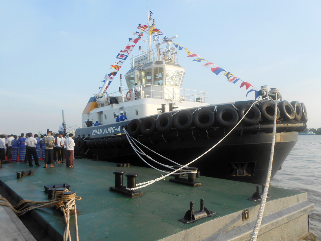 32M Vessel Handing Over Ceremony